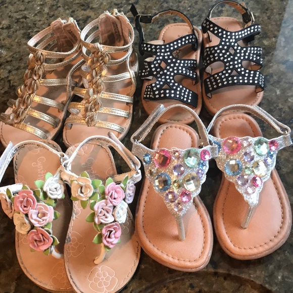 Shoes | Toddler Girls Size 7 Sandals